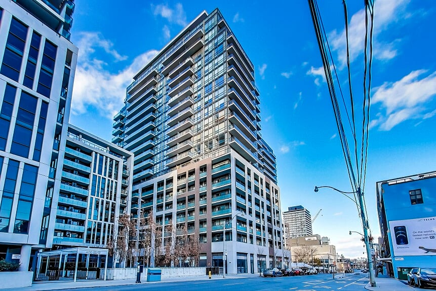 Just Listed - Stylish Condo In the Heart of the City